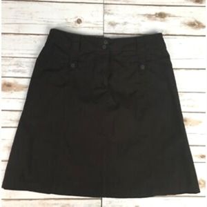 Dalia Collection Women's A Line Skirt - Size 8